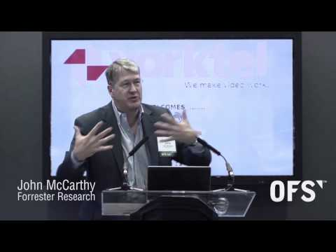 Software As A Brand - an Event Featuring Independent Research Firm Analyst John McCarthy