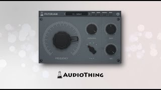 AudioThing Filterjam - Free Plugin (VST, AU, AAX) - Demo by 2probeats