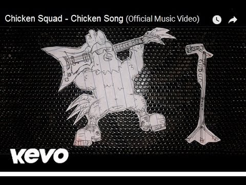 Band Indie Bandung 2017 CHICKEN SQUAD - 'Chicken Song' (Official Music Video)