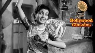 Tu Kon Hai Mera Kehde Balam - Lata Mangeshkar Classic Romantic Song - Deedar