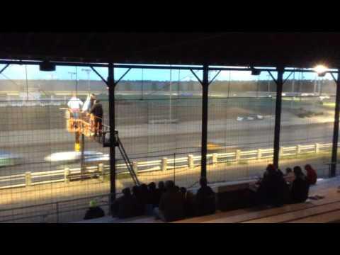 Chris Heim IMCA Mod Sherman County Speedway Heat&Feature 6 5 15
