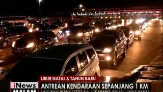 Live Report : Wahyu Seto Aji, Libur Natal Dan Tahun Baru - INews Malam 26/12