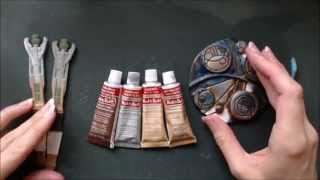 Product Review - Rub 'n' Buff metallic wax finish