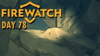[MATURE] Firewatch - Shoe Clue in the Cave - Day 78
