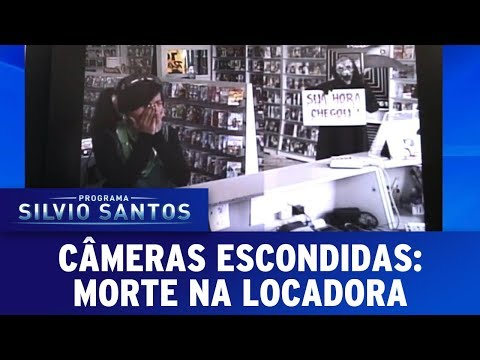 Morte na locadora | Câmeras Escondidas (04/06/17)