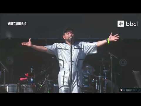 Sinergia en festival Rock en Conce - REC 2018 (COMPLETO)