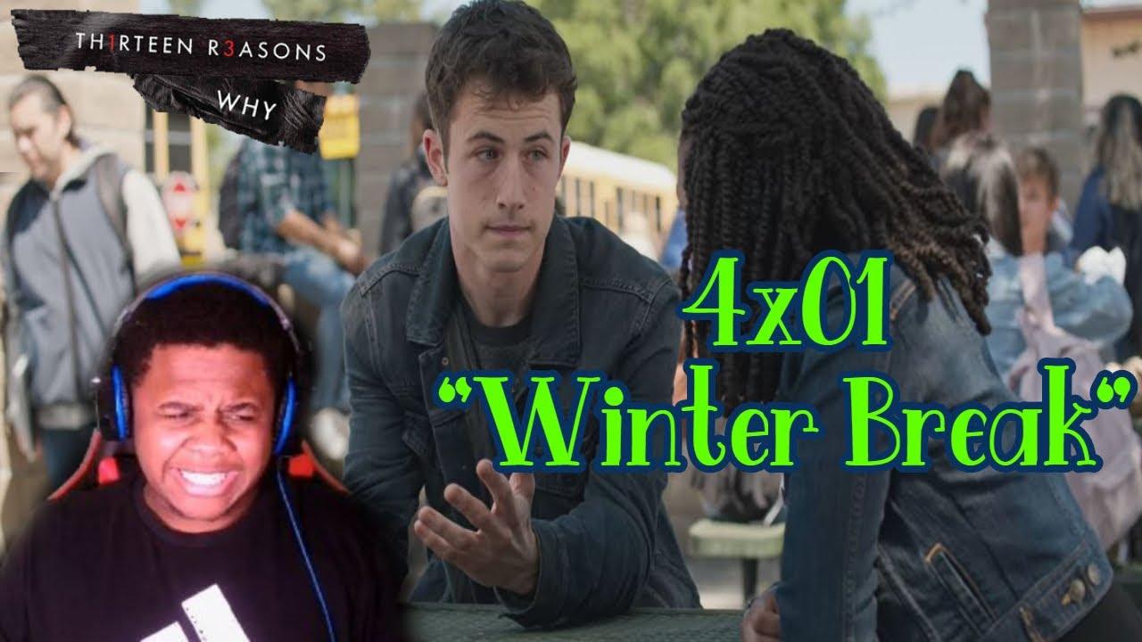 Download 13 Reasons Why Season 4 Episode 1 'Winter Break' Reaction