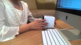 어메이징에어 사용영상 amazing air purifier
