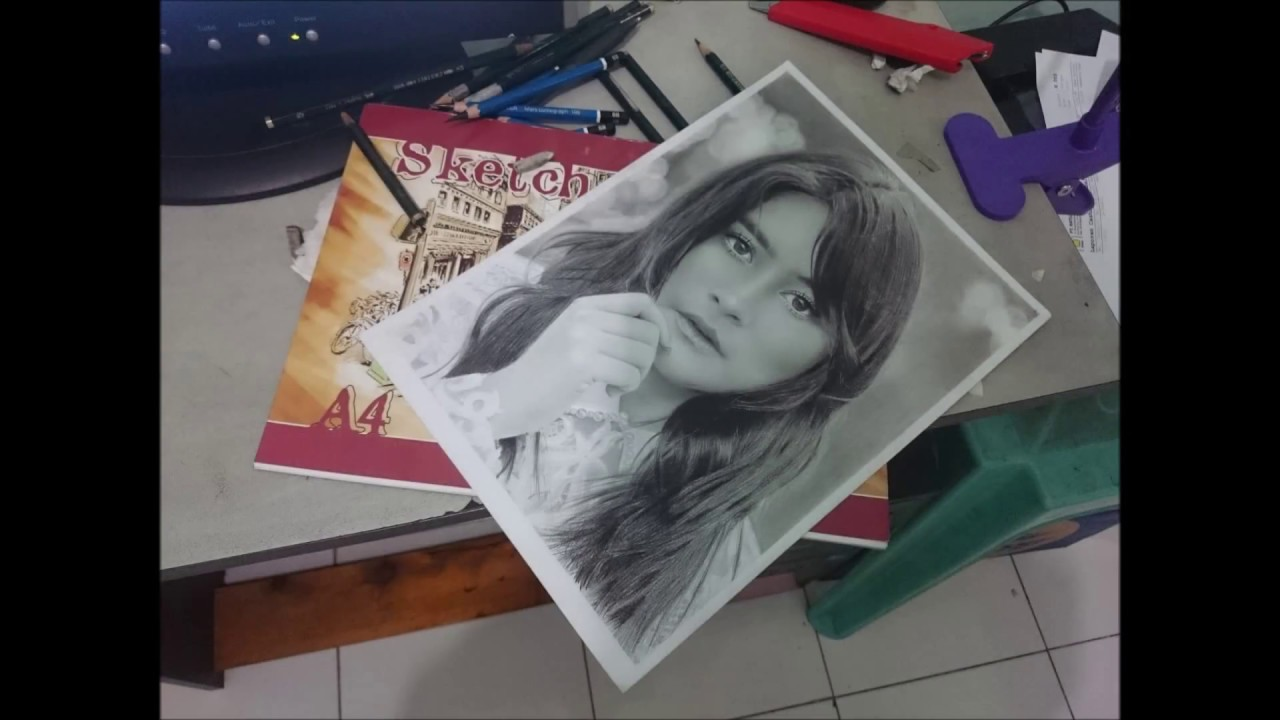 Prilly Latuconsina Drawing By Wijisung By Wijisung Art