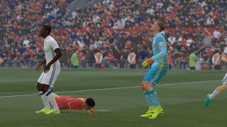 FIFA 14 - Как правильно бить штрафные | Free Kick Tutorial