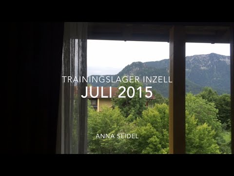 Training camp in Inzell