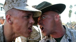United States Marine Corps Recruit Training - Receiving Phase (MCRD, Parris Island)