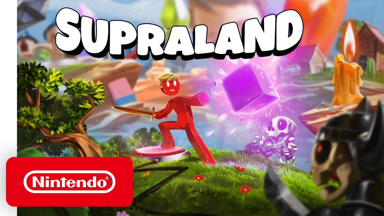 Supraland - Announcement Trailer - Nintendo Switch - Nintendo
