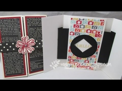Shutter Opening Closing Greeting Card YouTube