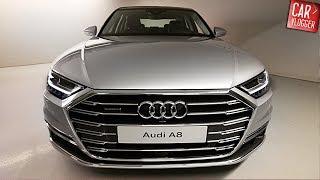 INSIDE the NEW Audi A8 2018 Interior Exterior DETAILS