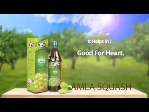 Amla Squash Health Products Buy Online N2H eStore