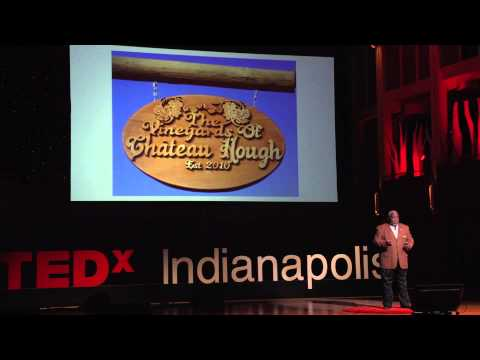Transforming vacant properties to fertile community assets | Mansfield Frazier | TEDxIndianapolis