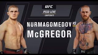 GAME UFC: Khabib Nurmagomedov x Conor McGregor