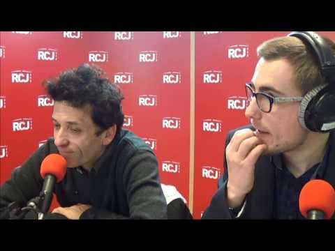Les matinales invités Cristos Mitropoulos et Hervé Devolder sur RCJ