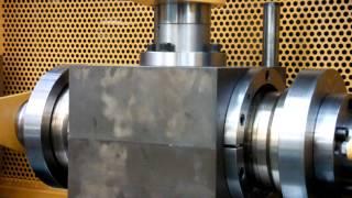"Hydraulic press MECAMAQ ""PHA series"" 220tons"