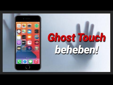 iPhone macht sich selbstständig? iPhone Ghost Touch beheben z.B. bei iPhone X, Xr, Xs, 11