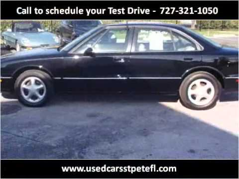 1999 oldsmobile eighty eight used cars st petersburg fl youtube. Black Bedroom Furniture Sets. Home Design Ideas
