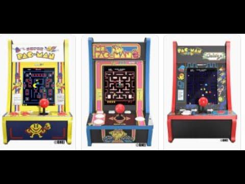 New Arcade1Up Counter Arcade Machines Price Arcade 1Up from rarecoolitems
