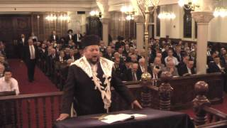 VIN News Exclusive: Yitzchak Meir Helfgot Selichot 2011