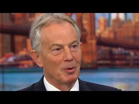 Tony Blair: 'Perversion of Islam' behind Middle...
