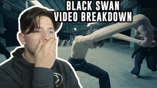 BTS (방탄소년단) 'Black Swan' Art Film performed by MN Dance Company REACTION/VIDEO ANALYSIS