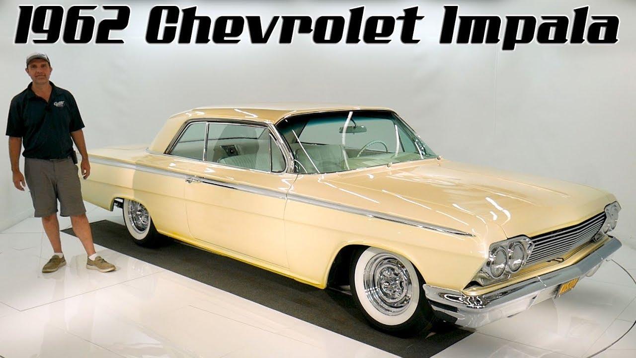 V18490 1962 Chevrolet Impala Youtube