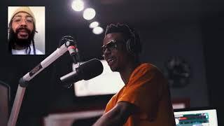 Dj Puffy talks to Protoje on Slam 101FM
