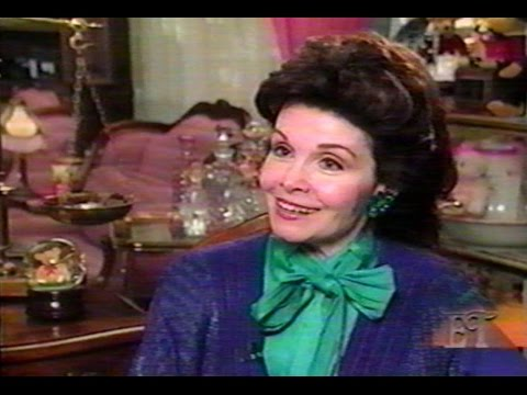 Annette Funicello On Entertainment Tonight 1993