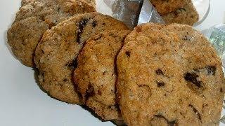 Cookie's Au Noix De Pecan Et Au Chocolat