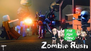 ZURG! | ZOMBIE-RUSH | ROBLOX GAMEPLAY