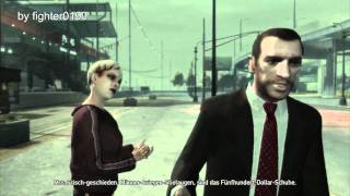 GTA IV - 100% Guide - Zufallscharaktere - Sara