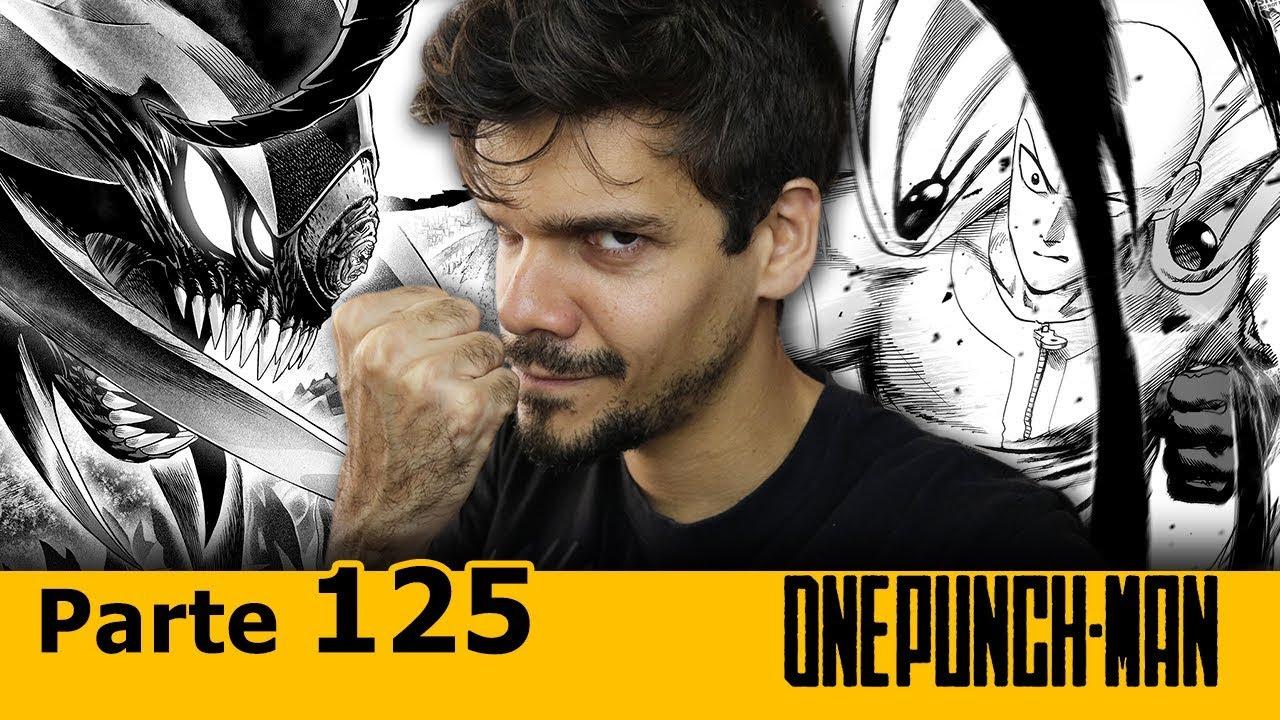 SAITAMA É BLAST ?! - One Punch Man 125 84 - YouTube