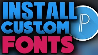 HOW TO INSTALL CUSTOM MINECRAFT FONTS IN PIXELLAB! (Android)
