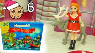 Playmobil Holiday Christmas Advent Calendar - Toy Surprise Blind Bags  Day 6
