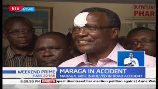 President Uhuru orders CJ Maraga, wife be airlifted to Nairobi for specialised treatment