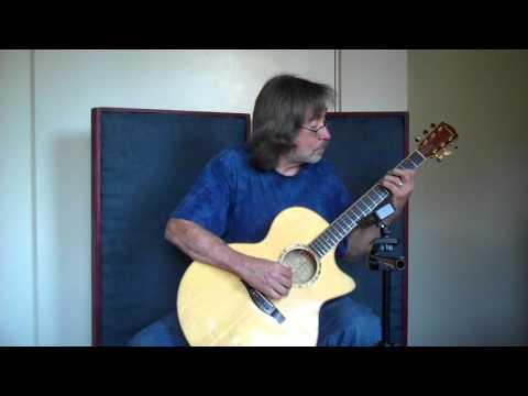 Paint It Black   solo acoustic guitar arrangement