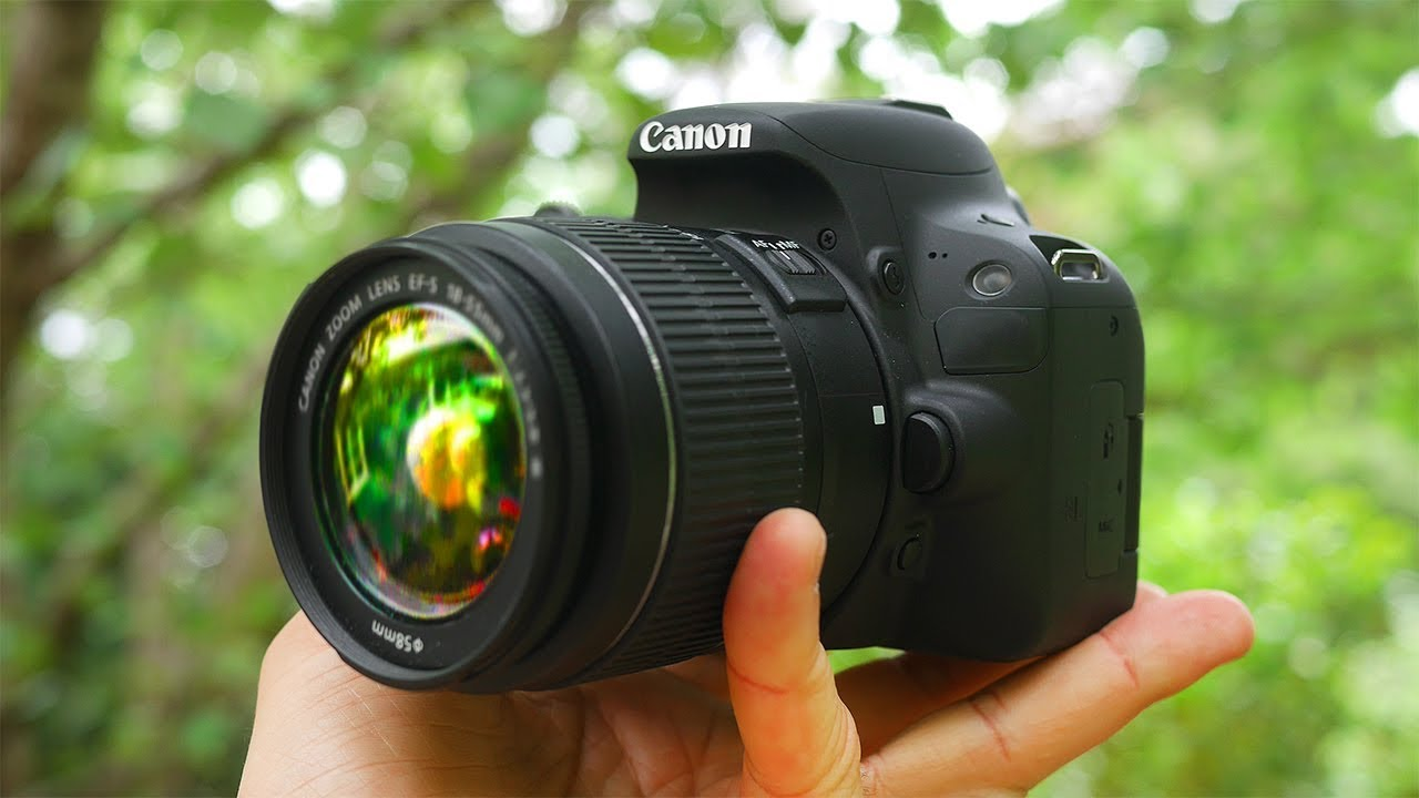 BEST Beginner DSLR Camera 2018! - YouTube
