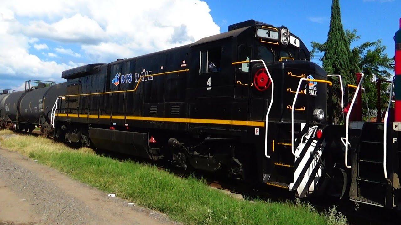 Download Ferromex Remolcando una locomotora ICÓNICA B23-7 desde el SURESTE MEXICANO!! BPMX 4