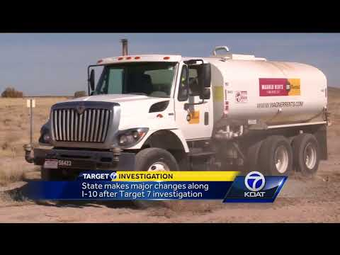 Major changes made to interstate plagued with deadly dust problem