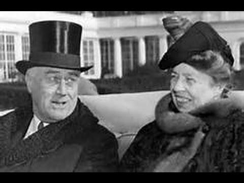 FDR's Eldest Grandson Curtis Roosevelt on Franklin and Eleanor