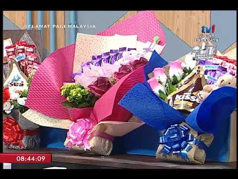 75+ Gambar Bunga Coklat Paling Baru