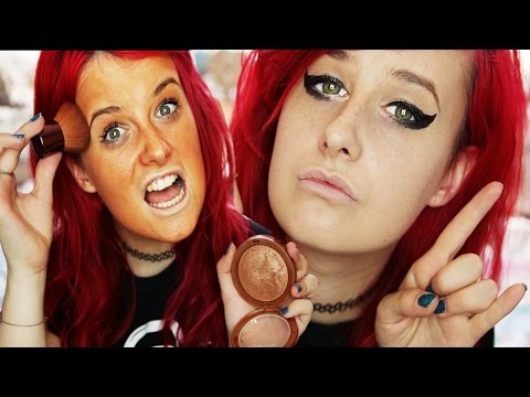 HOW I USED TO DO MY MAKEUP!