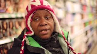 Homeless women craft makeshift sanitary products due to high prices Video