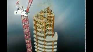 Burj Khalifa em Construção