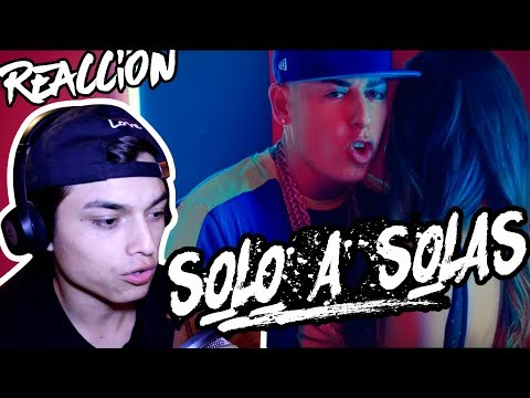 Video Reacción | Cosculluela - Solo A Solas (feat. Maluma) I Video Oficial